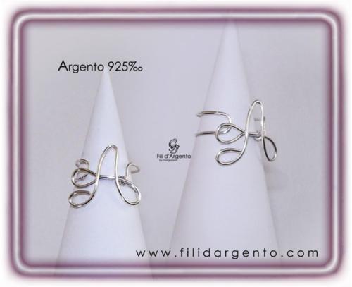 Anello-Lettera-Iniziale-A-Argento 925