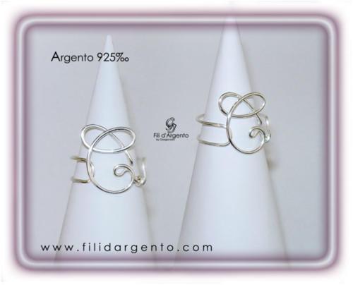 Anello-Lettera-Iniziale-C-Argento 925