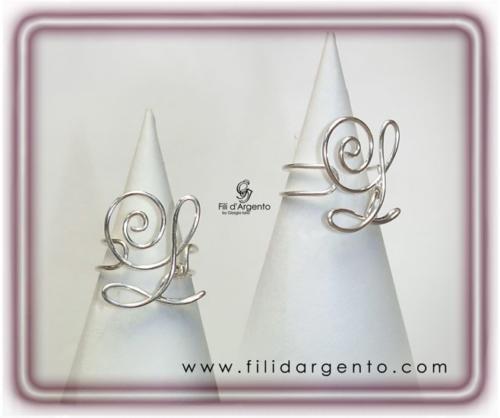 Anello-Lettera-Iniziale-L