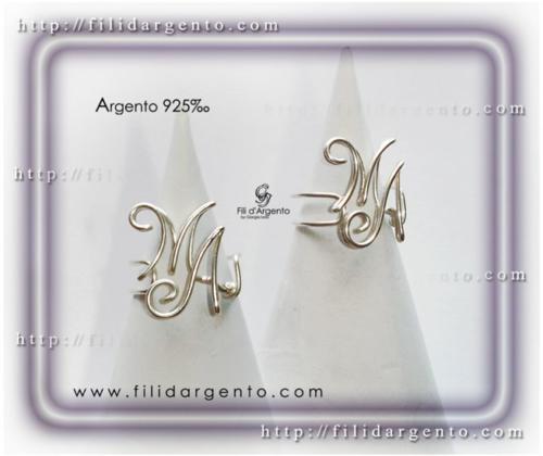 Anello-Lettera-Iniziale-M-A