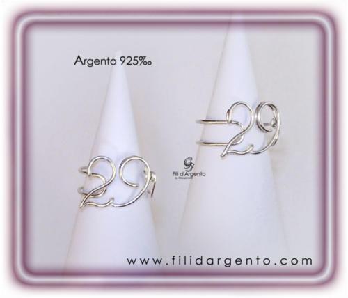 Anello-Numero-29
